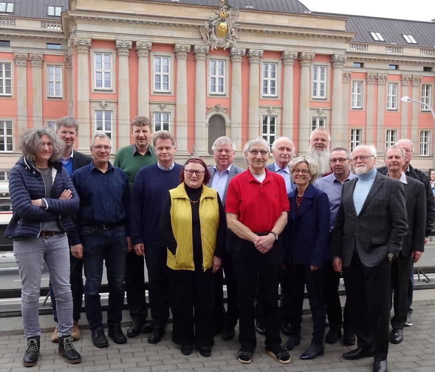 Teilnehmer der Bundesvorstandssitzung